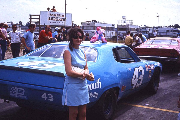 Mopar Race Cars