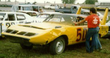 [The #50 SuperBird Before The Race]